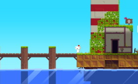 Fez Headed to PS3, PS4, and PS Vita