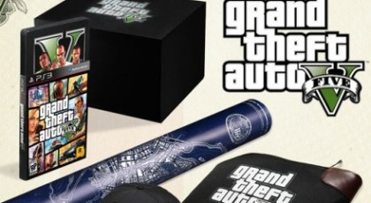Grand Theft Auto V Special and Collector's Edition